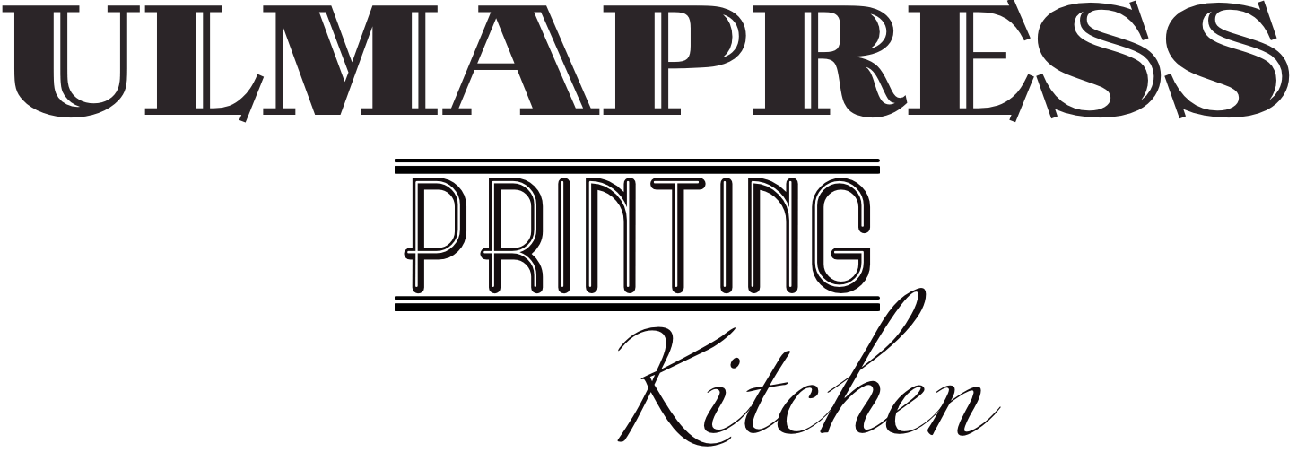 Ulmapress printing kitchen